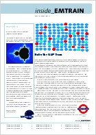 EMTRAIN Newsletter, 2nd Edition, May 2011