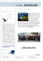 EMTRAIN Newsletter, 11th Edition, October/November/December 2012