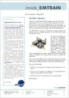 EMTRAIN Newsletter, 15th Edition, April 2014