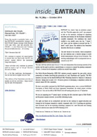 EMTRAIN Newsletter, 16th Edition, October 2014